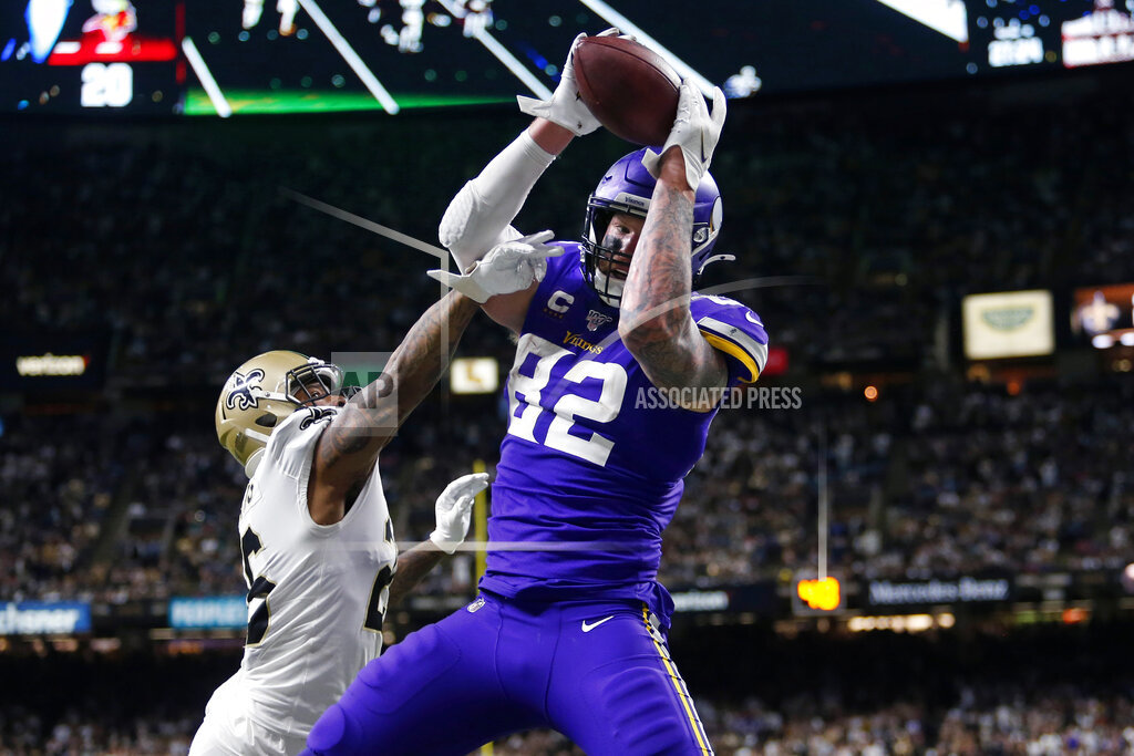 Christmas Day Sports 2020 Vikings Open 2020 Schedule Against Packers, Face Saints On