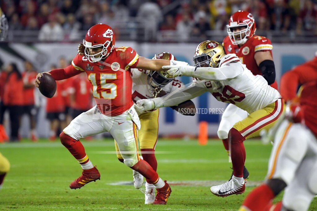 Chiefs Win Super Bowl 54 With Fourth Quarter Rally Kmrs Kkok